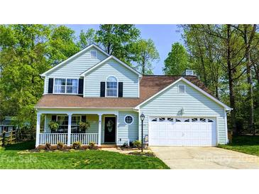 Photo one of 3514 Brooktree Ln Indian Trail NC 28079 | MLS 3733101