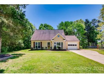 Photo one of 1309 Roseberry Pl Concord NC 28025 | MLS 3733175