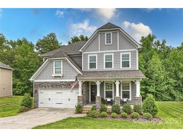 Photo one of 2624 Woodlands Creek Dr Monroe NC 28110 | MLS 3733481