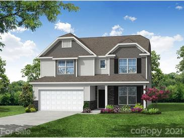 Photo one of 4535 Falls Lake Sw Dr # Lot 127 Concord NC 28025 | MLS 3733694