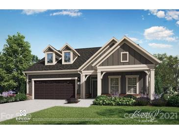 Photo one of 711 Poplar View Nw Dr # 61 Concord NC 28027 | MLS 3733761