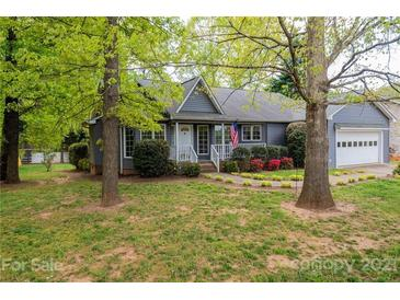 Photo one of 5929 Dwayne Starnes Dr Hickory NC 28602 | MLS 3734066