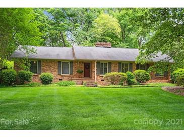 Photo one of 5111 Allison Ave Charlotte NC 28226 | MLS 3734496