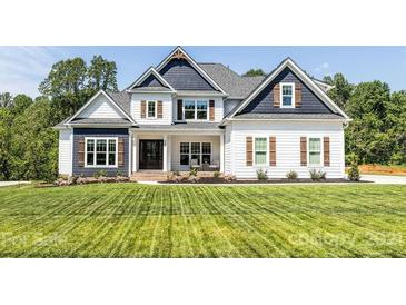 Photo one of 222 Hidden Meadows Dr # 19 Mooresville NC 28117 | MLS 3735337