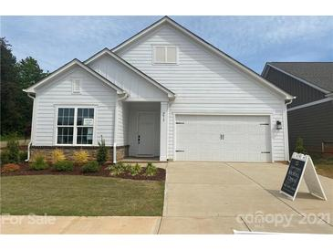 Photo one of 6612 Star Dr # 1 Sherrills Ford NC 28673 | MLS 3735385