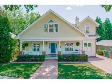 Photo one of 1113 Euclid Ave Charlotte NC 28203 | MLS 3739104