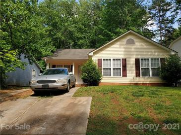 Photo one of 6714 Rockwell Blvd Charlotte NC 28269   MLS 3739599