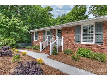 Photo one of 2201 Inverness Rd Charlotte NC 28209 | MLS 3739628
