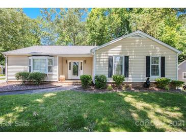 Photo one of 1201 Forest Wood Dr Matthews NC 28105 | MLS 3740236