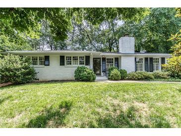Photo one of 2226 Inverness Rd Charlotte NC 28209   MLS 3741439