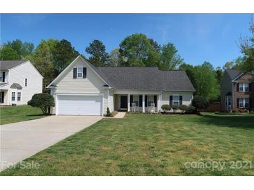 Photo one of 2416 Kings Farm Way # 70 Indian Trail NC 28104   MLS 3743666