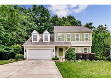 Photo one of 1410 Deer Spring Ct Indian Trail NC 28079 | MLS 3743975