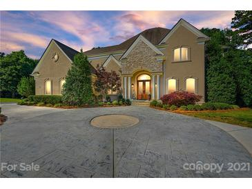 Photo one of 1300 Firethorne Club Dr Marvin NC 28173 | MLS 3743995