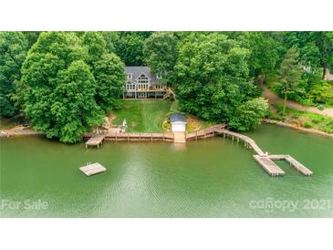 Photo one of 128 Forest Cove Ln Mooresville NC 28117   MLS 3744746