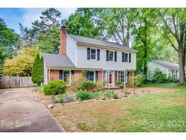 Photo one of 9612 Covedale Dr Charlotte NC 28270 | MLS 3745075