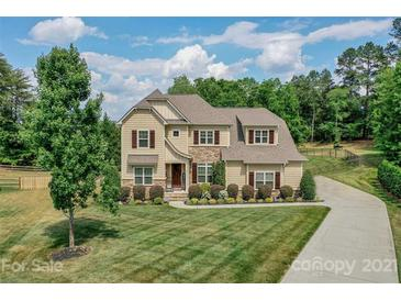 Photo one of 135 Lakeshore Hills Dr Mooresville NC 28117 | MLS 3745159