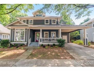 Photo one of 538 Olmsted Park Pl Charlotte NC 28203 | MLS 3745447
