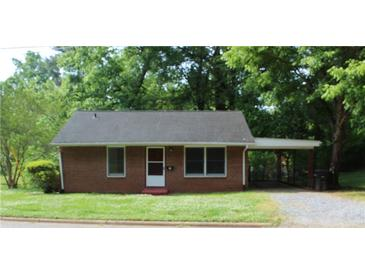 Photo one of 614 E Front St Statesville NC 28677   MLS 3745906