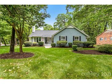 Photo one of 3121 Parkstone Dr Charlotte NC 28210 | MLS 3746248