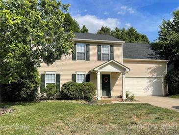 Photo one of 3023 Secret Garden Ct Indian Trail NC 28079 | MLS 3746272