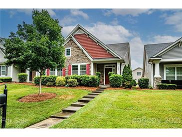 Photo one of 6009 Fountainbrook Ln Indian Trail NC 28079   MLS 3746293