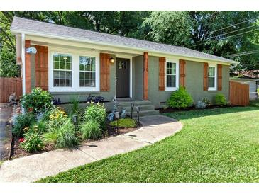 Photo one of 1110 Eastview Dr Charlotte NC 28211   MLS 3746312