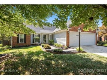 Photo one of 3410 Brookstone Trl Indian Trail NC 28079 | MLS 3746397