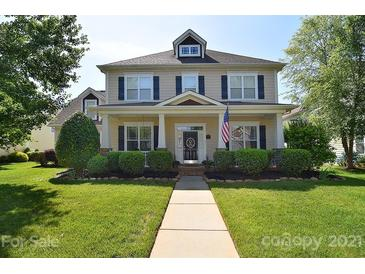 Photo one of 1406 Belmont Stakes Ave Indian Trail NC 28079   MLS 3746690
