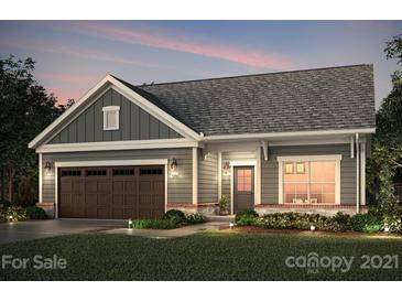 Photo one of 732 Poplar View Nw Dr # 54 Concord NC 28027 | MLS 3746768