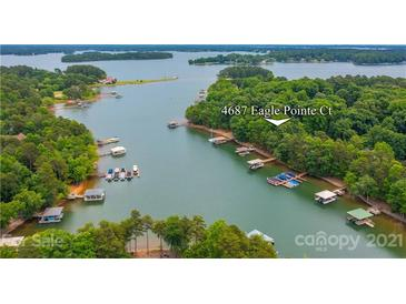 Photo one of 4687 Eagle Pointe Ct Denver NC 28037 | MLS 3746969