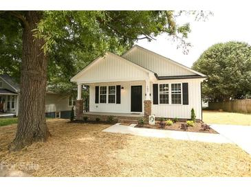 Photo one of 107 Rose Ave Kannapolis NC 28083 | MLS 3747005