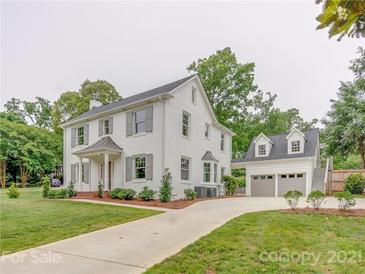 Photo one of 1918 Overhill Rd Charlotte NC 28211   MLS 3747375