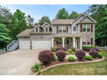 Photo one of 116 Twin Creeks Dr # 62 Troutman NC 28166   MLS 3747715