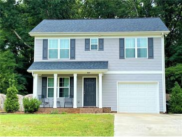 Photo one of 507 Windy Dr Monroe NC 28110   MLS 3748079