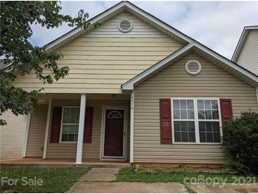 Photo one of 4014 Hathaway Hills Dr Charlotte NC 28214   MLS 3749373