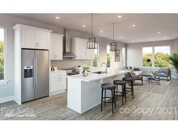 Photo one of 2104 Bryant Park Dr # 27 Charlotte NC 28208 | MLS 3749579