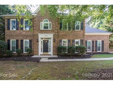 Photo one of 12400 Woodbend Dr Matthews NC 28105   MLS 3750558