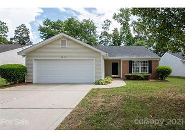 Photo one of 1665 Tate Rd Rock Hill SC 29732 | MLS 3750722
