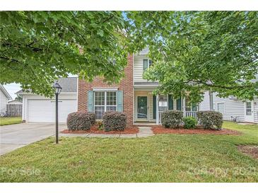 Photo one of 3403 Brookstone Trl Indian Trail NC 28079 | MLS 3751375