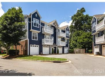 Photo one of 1678 Walnut View Dr Charlotte NC 28208   MLS 3754571