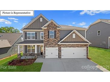 Photo one of 1119 Thoroughbred Dr Iron Station NC 28080 | MLS 3759020
