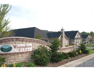 Photo one of 867 Wynnshire Dr # 44 Hickory NC 28601   MLS 3759751