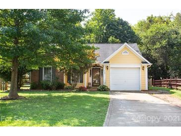 Photo one of 4106 Woodbury Nw Ter # 105 Concord NC 28027   MLS 3759938