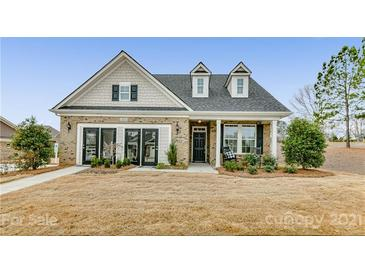 Photo one of 2312 Whispering Way # 1 Indian Trail NC 28079   MLS 3760019