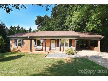 Photo one of 1170 Courtney Dr Hickory NC 28602   MLS 3760122