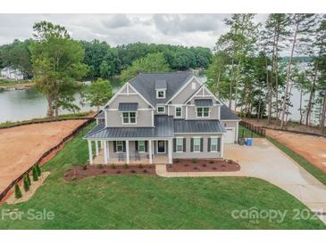Photo one of 172 Twin Sisters Ln # 65 Mooresville NC 28117 | MLS 3760240