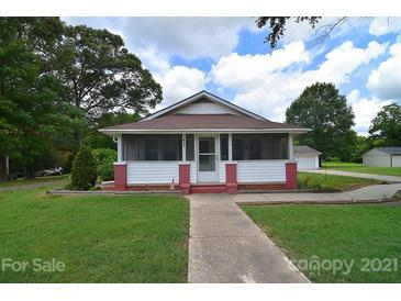 Photo one of 603 Olive Branch St Marshville NC 28103   MLS 3760886