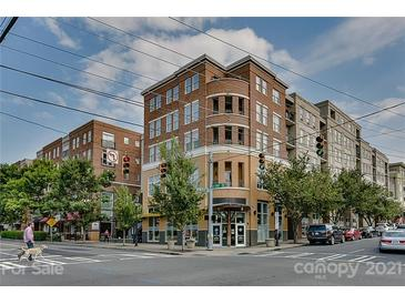 Photo one of 1315 East Blvd # 504 Charlotte NC 28203 | MLS 3761377