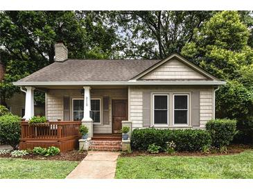Photo one of 2115 Kenilworth Ave Charlotte NC 28203 | MLS 3761569