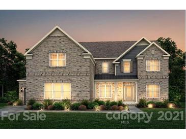 Photo one of 709 Cavesson Way # 27 Wesley Chapel NC 28110 | MLS 3761823